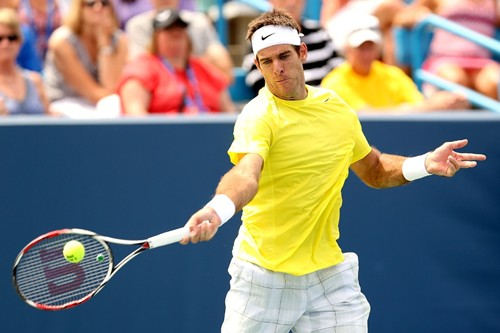 Western & Southern Open - Day Five