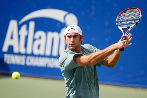 Atlanta Tennis Championships - Day 2