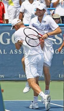 Legg Mason Tennis Classic Day 7