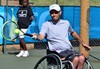 Airports Company South Africa Gauteng wheelchair tennis open: Day 4