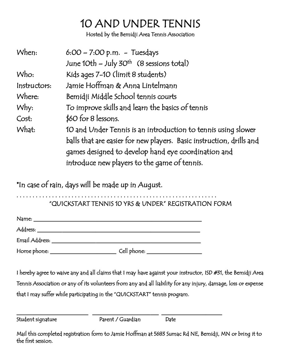 10_and_Under__Tennis_2013_registration_form-001-001