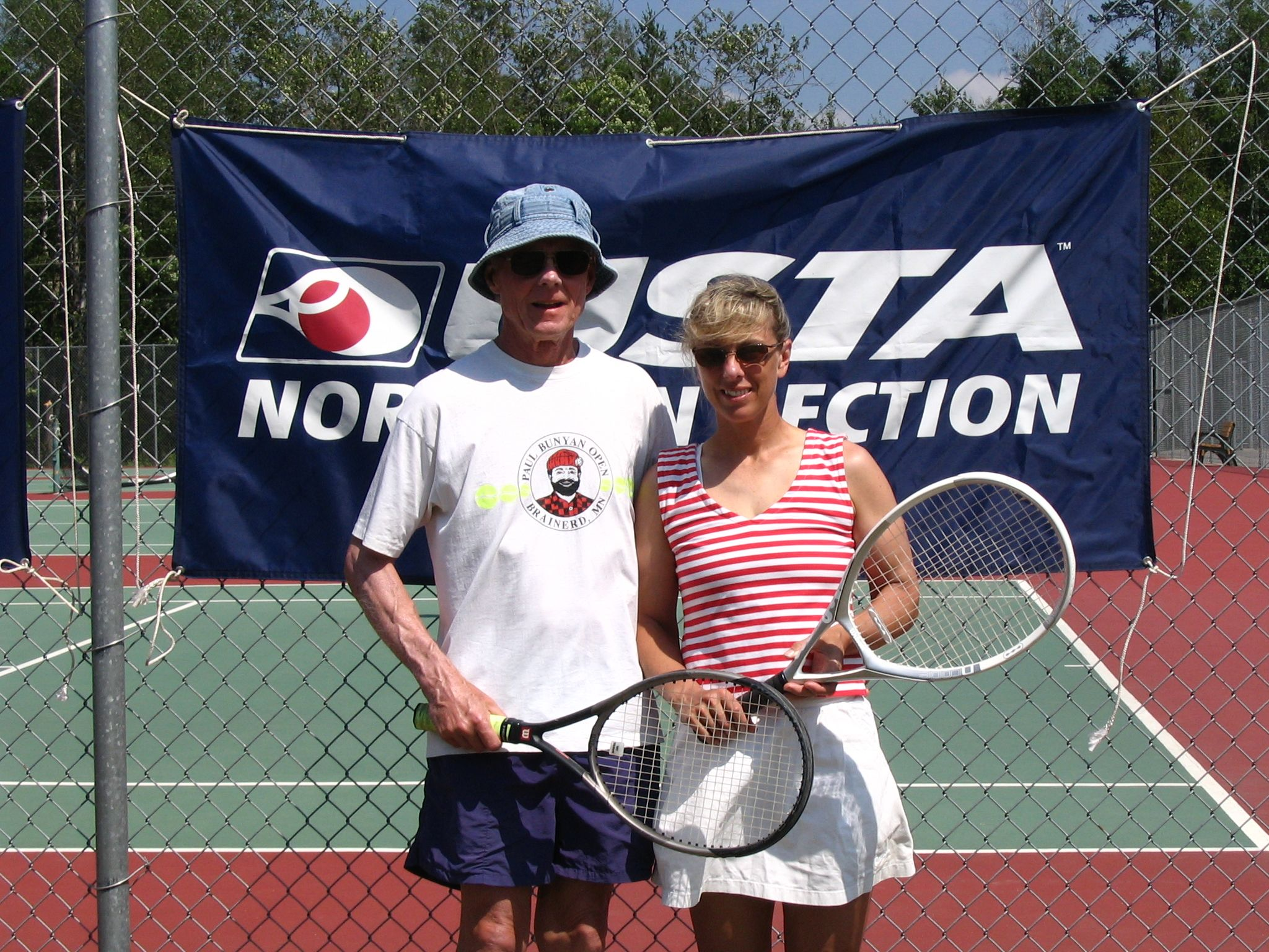 '05 PBO Mixed Doubles Champs
