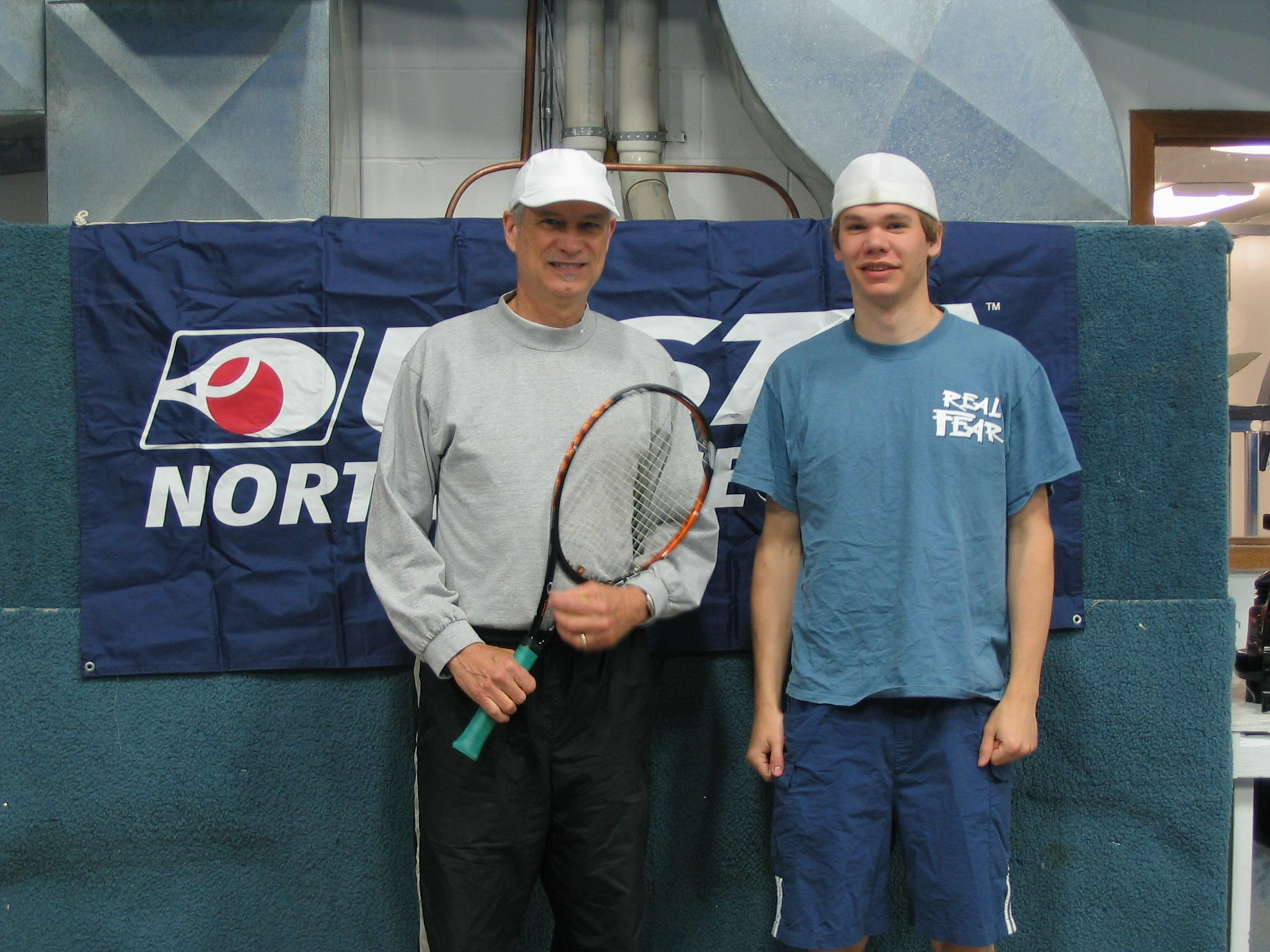'06 SPRING DOUBLES TOURNAMENT WINNERS