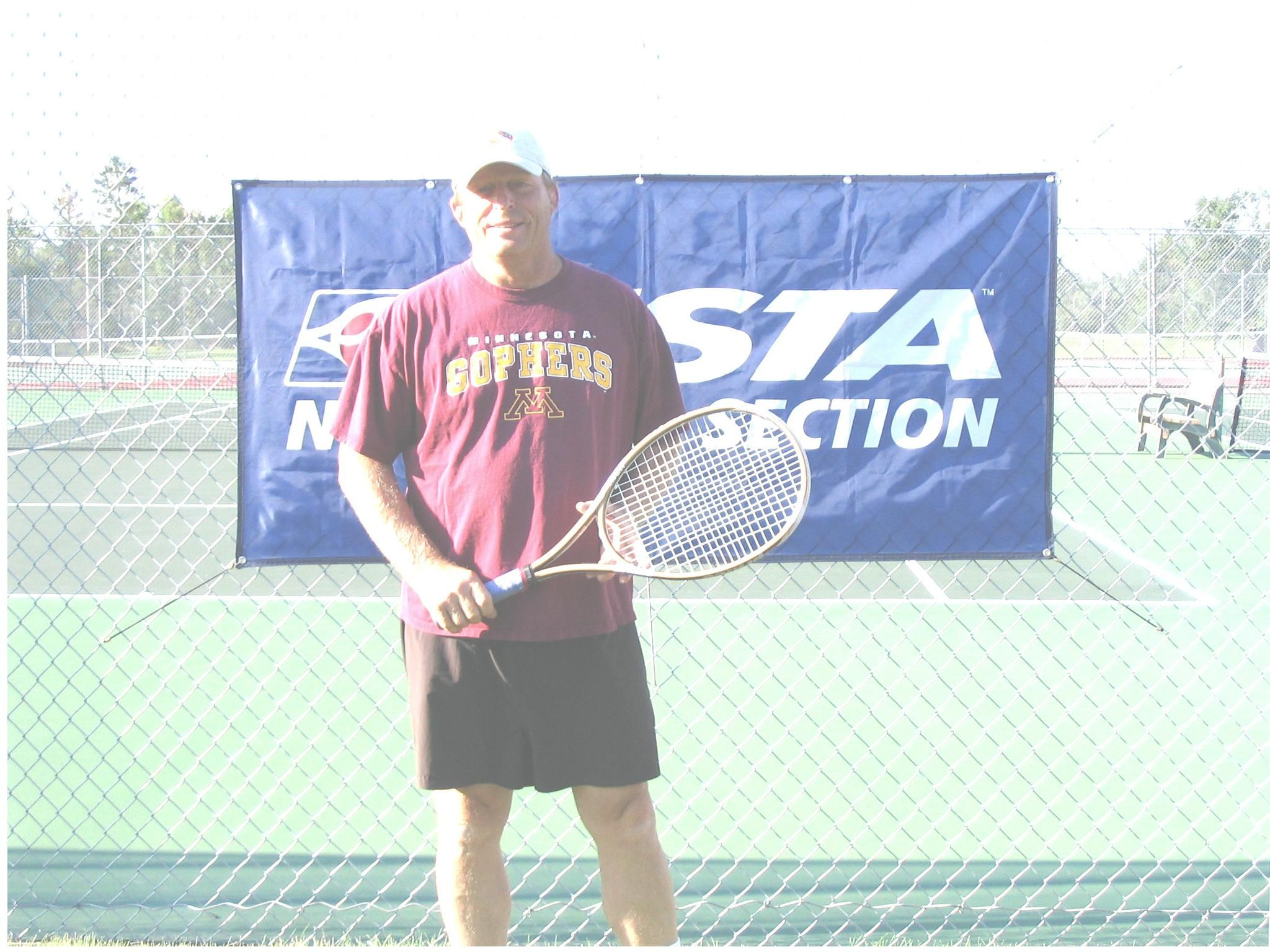 '06 Paul Bunyan Open 50 & Over Singles Champ