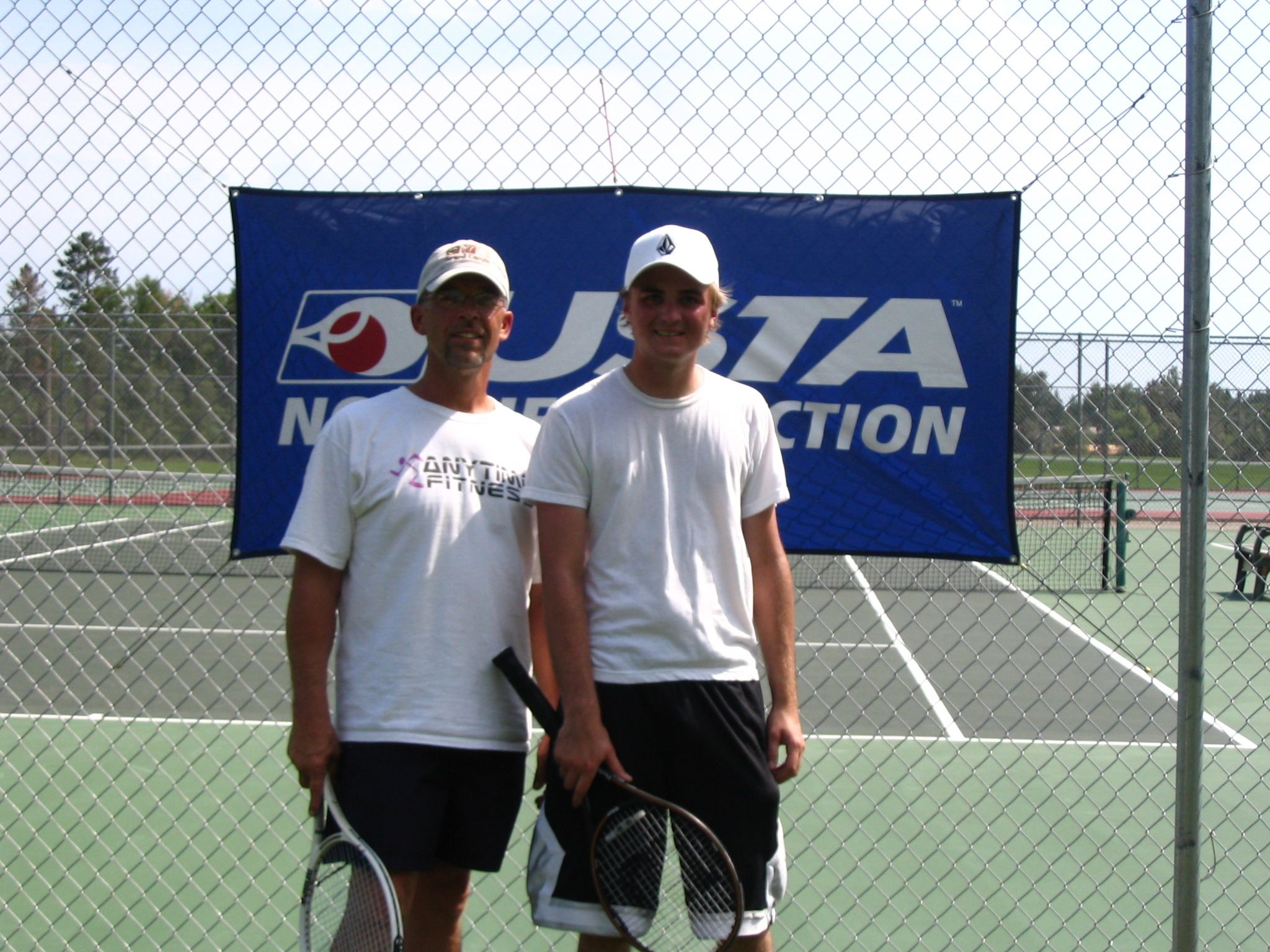 '06 Paul Bunyan Open 3.5 & Below Men's Doubles Champs