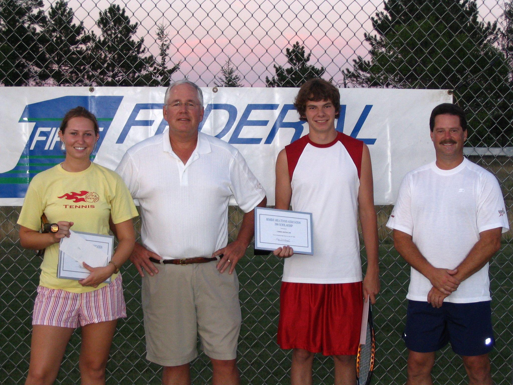 '06 BATA Scholarship winners