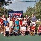 USA Tennis participants at Village Shires in Holland.