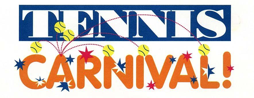 Tennis Carnival Logo