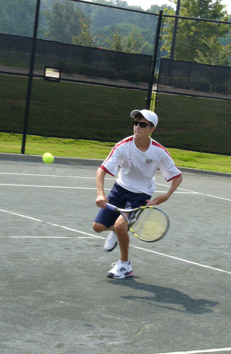 JR Team Tennis - C. W.