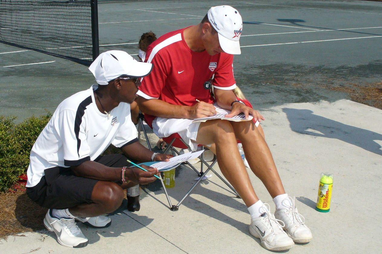 JR Team Tennis - Captains
