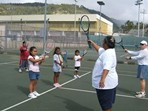 Kokua Kalihi Valley Jr. Tennis