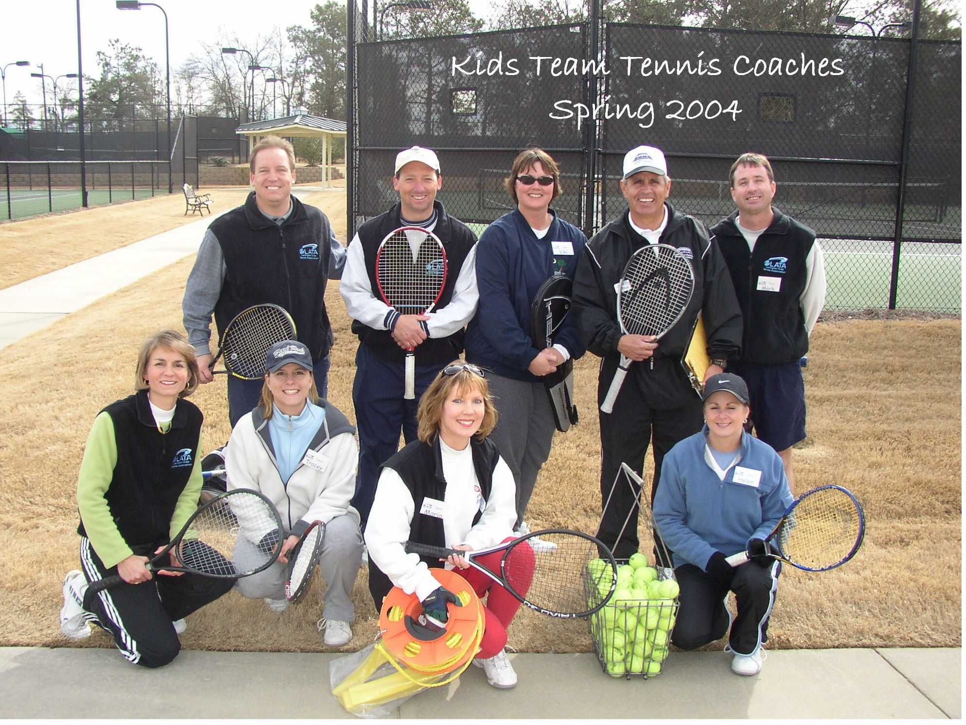 Spring 04 KTT coaches