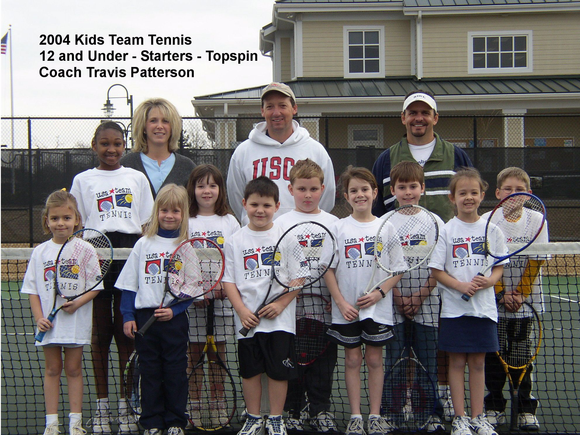 12 and Under - Starters - Coach Travis Patterson