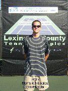 Men's 4.0 Singles Champ