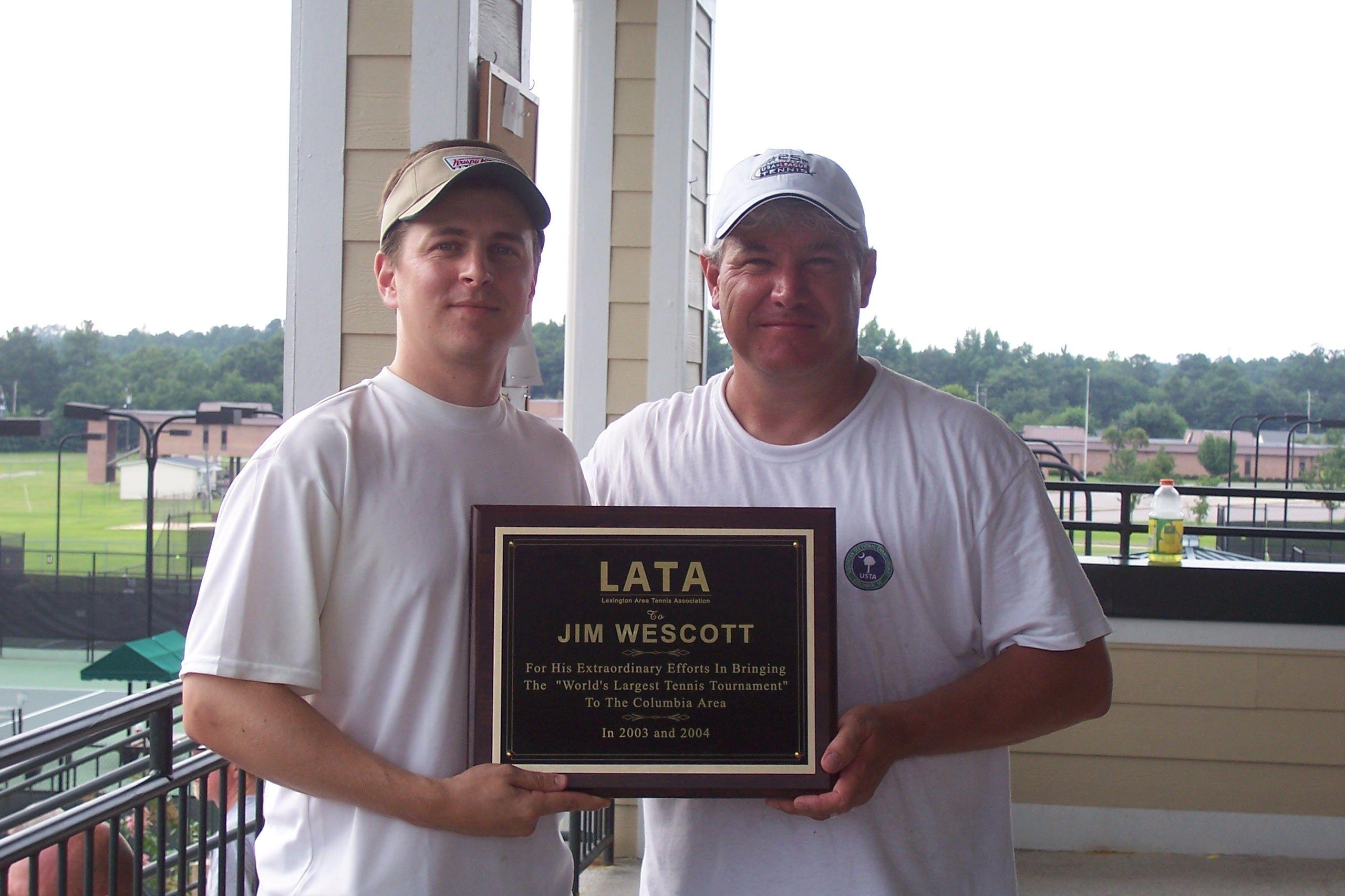 jims award