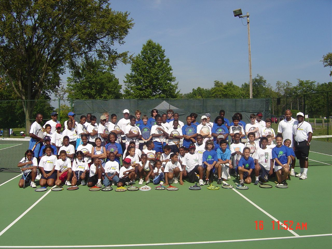 Hadley Park Junior Developement at Newburg with Rising Stars
