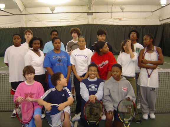 Rising stars of kentucky tennis
