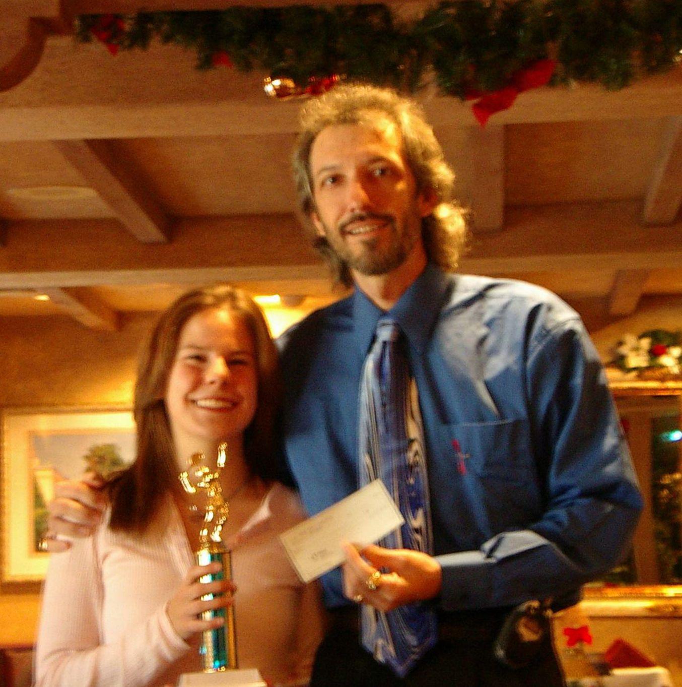 2004 Girls Varsity Champion