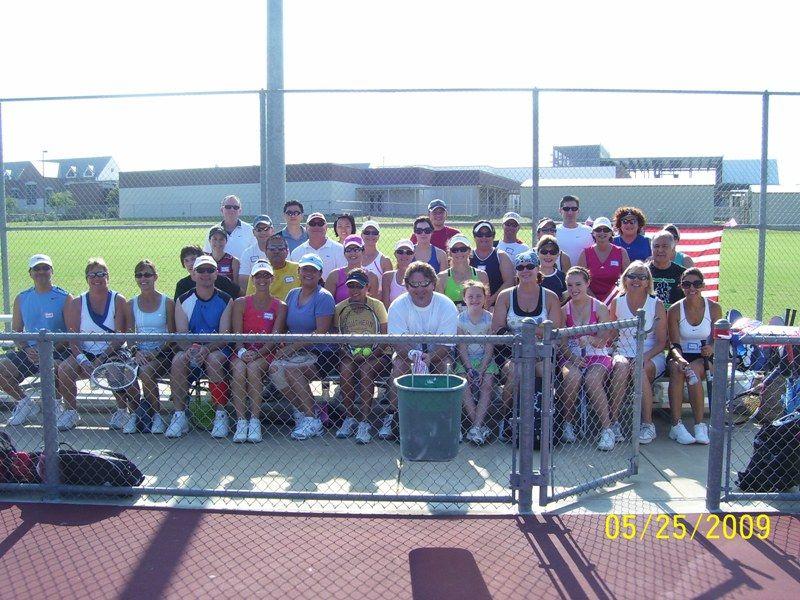 Memorial Day Mixer Pic 2009