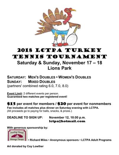 2018_LCTPA_Turkey_Tournament_flyer