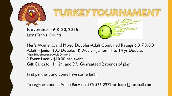 turkeytournament