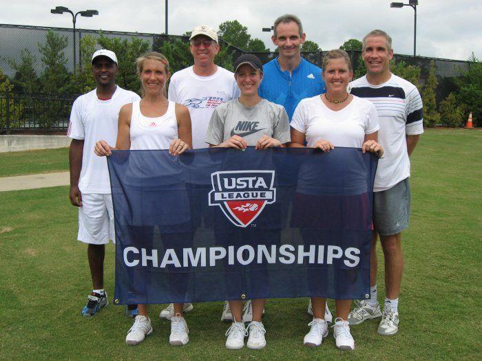 9.0 Mixed Champion - Huntsville