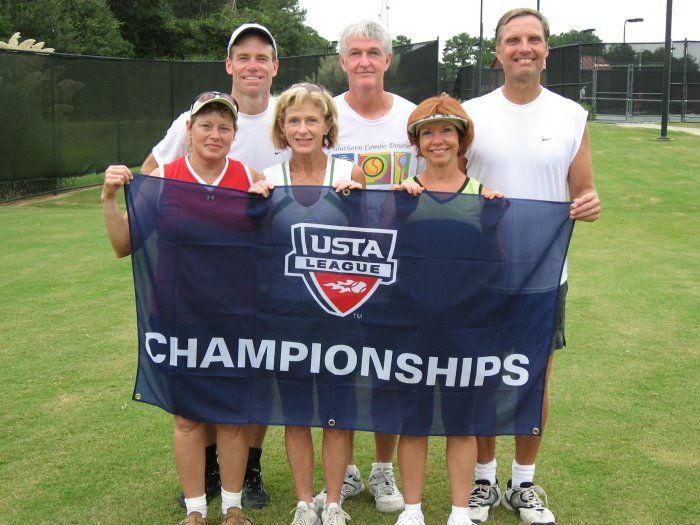 8.0 Sr Mixed Champion - Huntsville