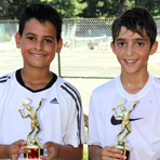 Trophy Winners – Fox Chapel Jr. Open 2012