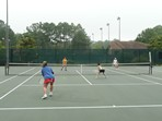 2nd Annual Combo Doubles League Scrimmage