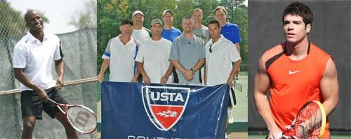 USTA League Tennis - Men