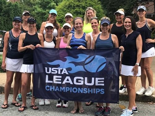 2017 18  Womens 3.5 Champions