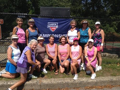 7.0 Women 55  Champions