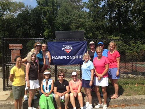 8.0 Women 55  Champions