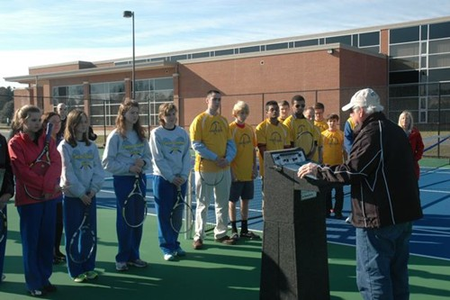 Caesar Rodney Ribbon Cutting 2