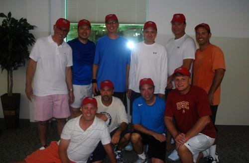 Tennis the Menace 4.0 Mens Championships