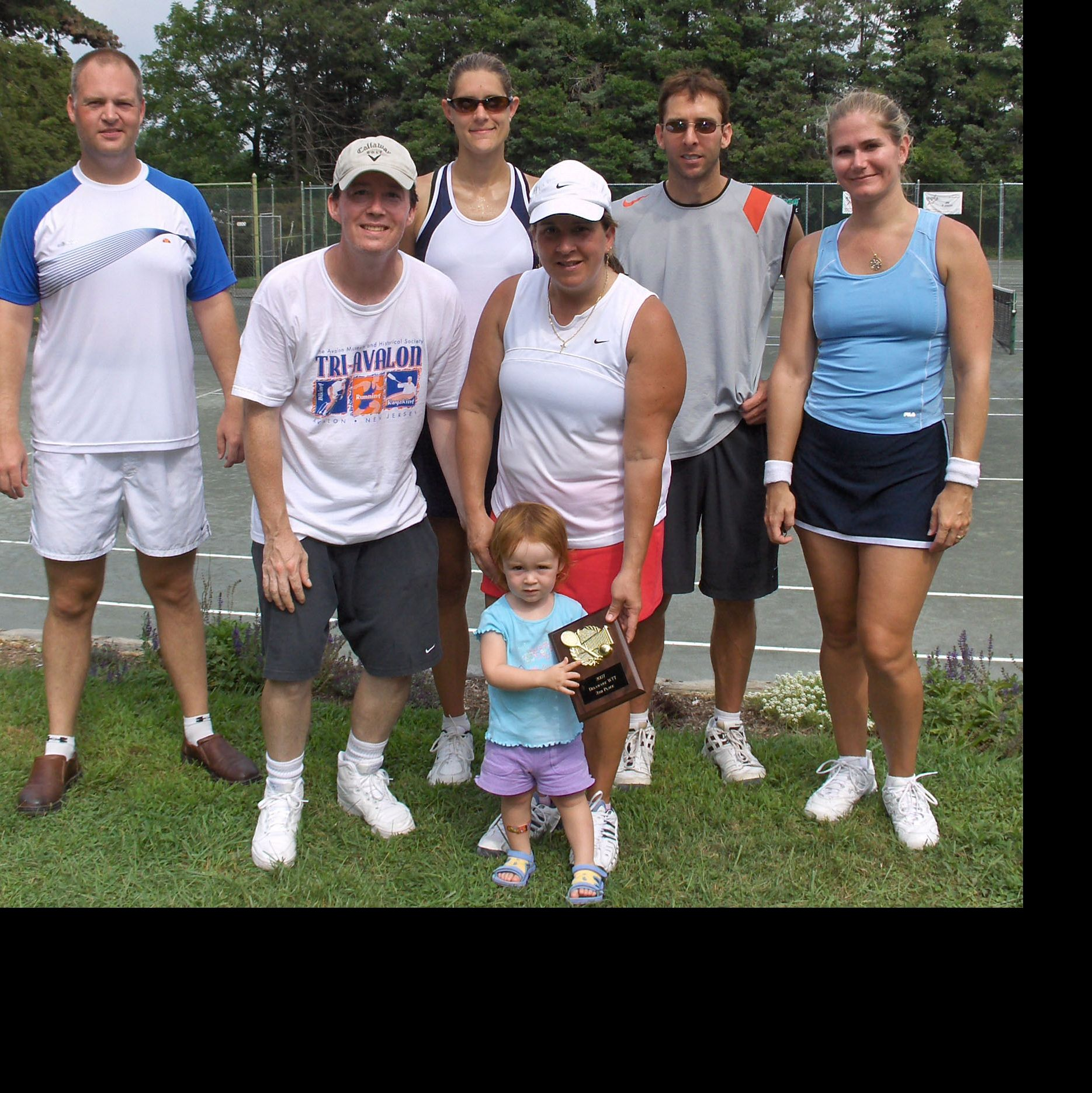 Team Tennis the Menace