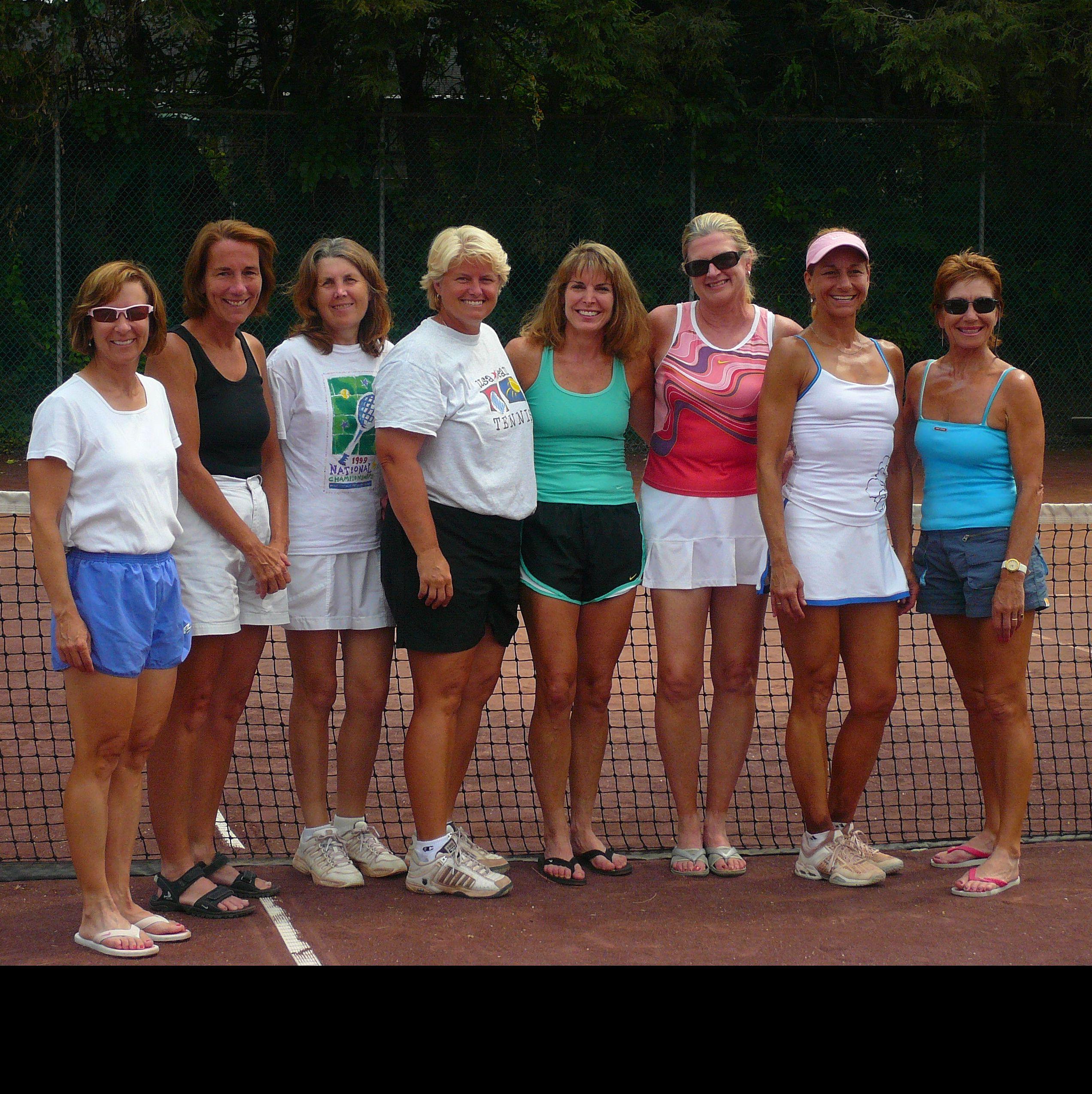 Womens 45 Interdistrict Champions