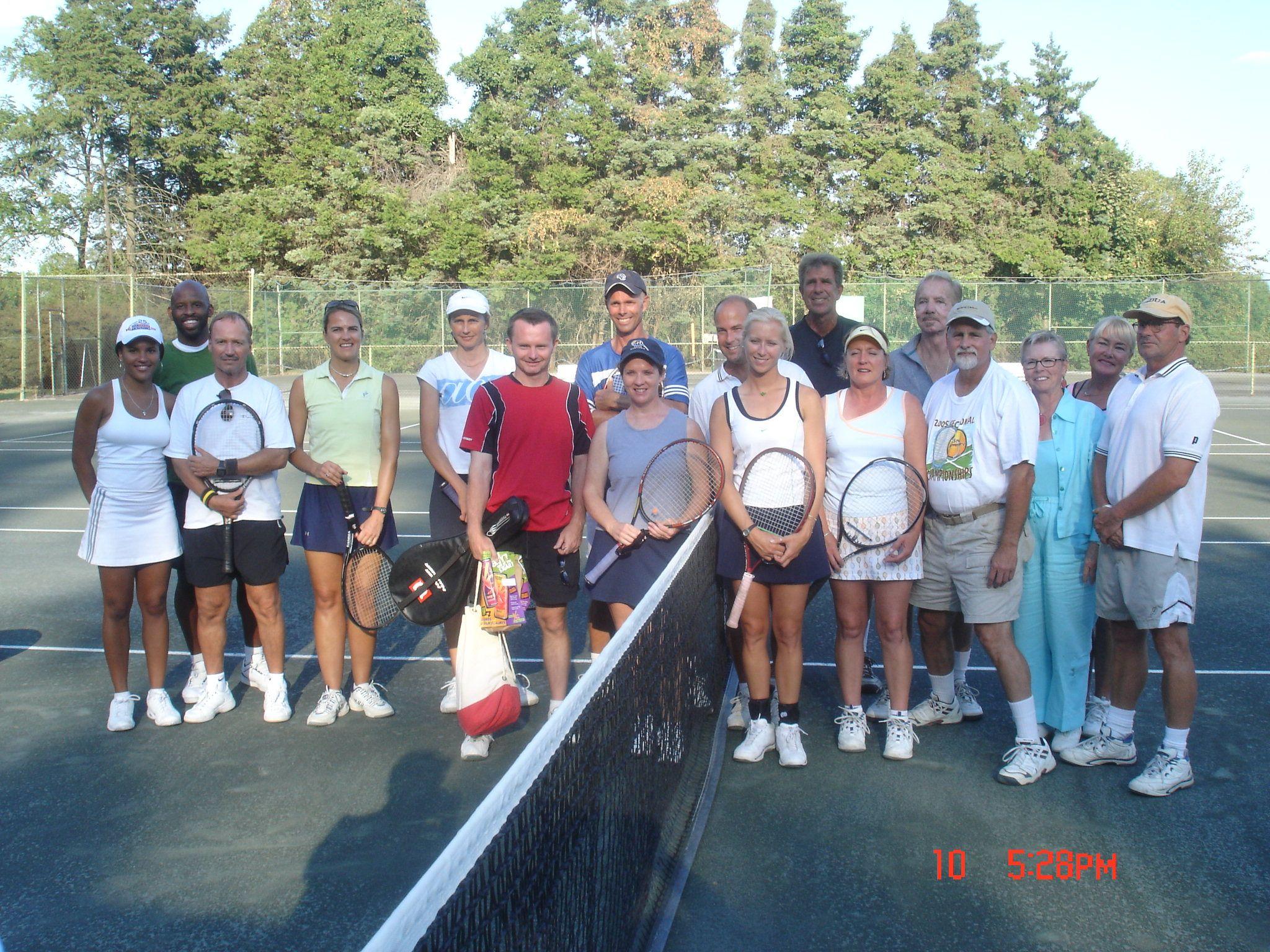 Tour de Courts