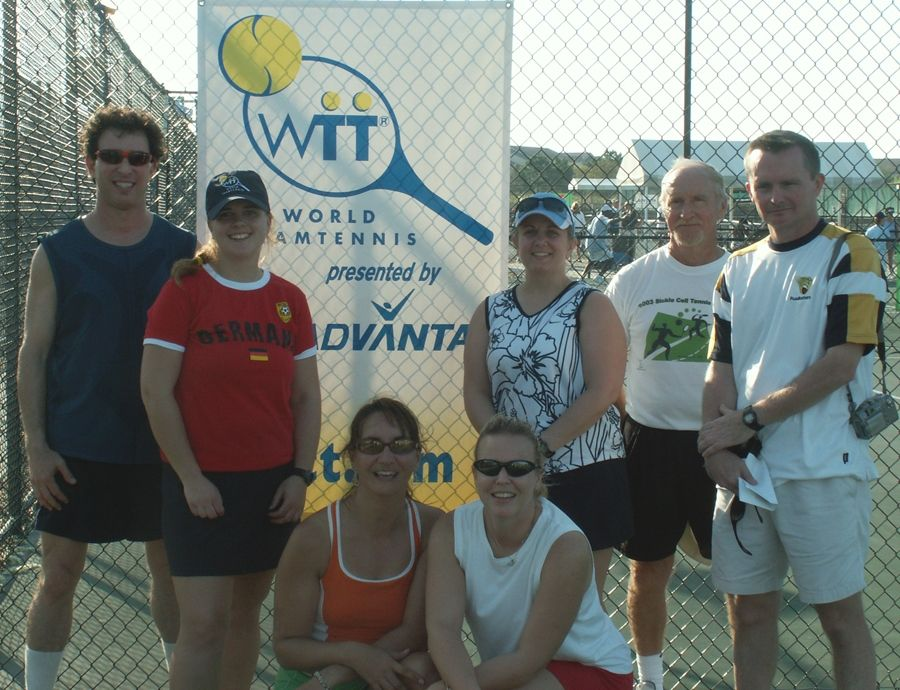 Delaware team Places Second in Florida World TeamTennis (WTT) Tournament