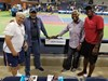 NJ Region Board Members at WTT Match