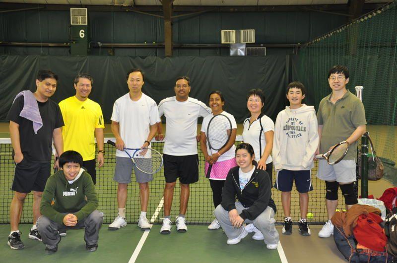 NJ Corporate Tennis League