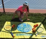 USTA LI Teaches Tennis at Community Fairs