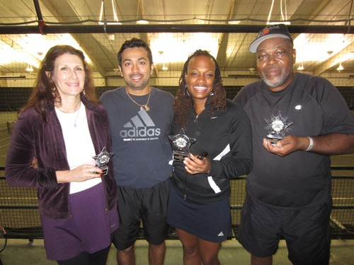 Corporate Tennis Challenge Fundraiser