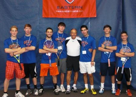Horace Greeley HS Boys Tennis Team