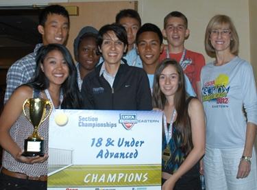 18 & Under NYJTL Team