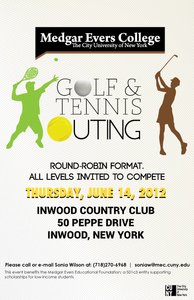 Golf and Tennis Outing