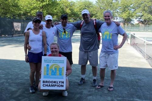 Brooklyn Champs 2013