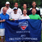 USTA League Section Champions from NJD