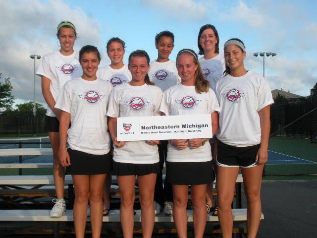 Girls' 18 District Cup team