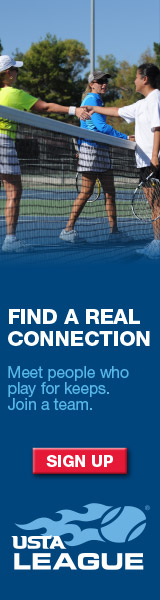 USTA League Tennis For Adults